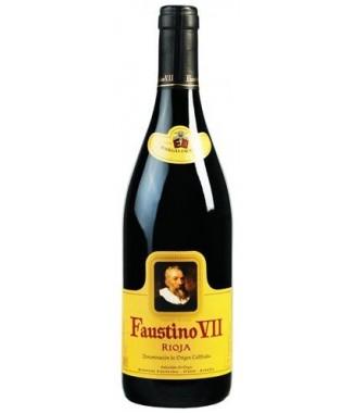 Bodegas Faustino VII Red