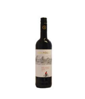 Soltész Merlot-töppedt szőlőből készült
